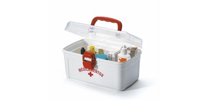 Comprar Kit de Primeiros Socorros