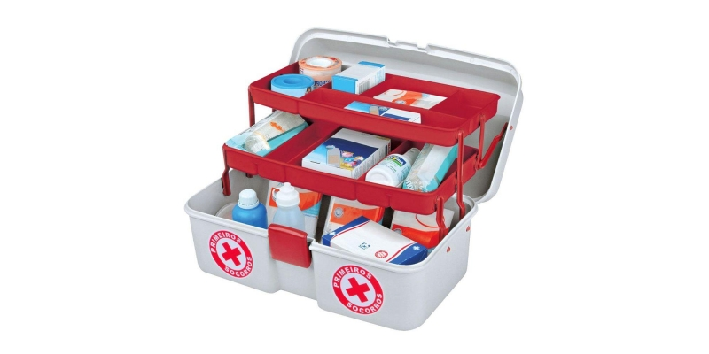 Comprar Kits de Primeiro Socorros para Empresas
