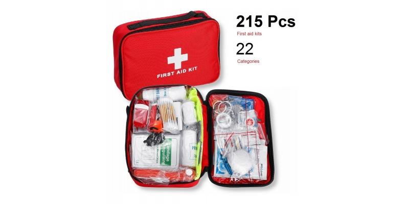 Kit de Primeiros Socorros para Indústrias
